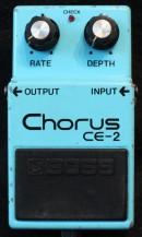 Boss CE-2 Chorus / Long Dash 1981 München Verleih