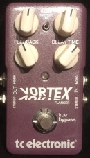 TC Electronincs Vortex Flanger Munich Los Angeles Amp rental Backline
