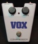 Compressor Vox Guyatone Verleih Effekte Vintage Gear