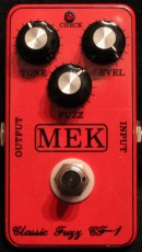 MEK Rental CF-1 Germanium Fuzz Munich
