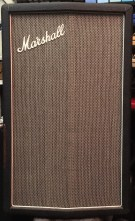 Marshall 2097 8x8 pa Cab Conversion 2x12 Rental 1977 JTM50 Grille Cloth