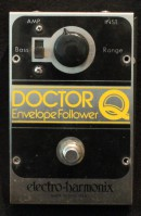 Electro Harmonix Doctor Q 1978  Rental Studio München Tour Europe