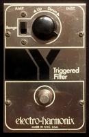 Electro Harmonix Y Triggered Filter Auto wah vermietung München Pedalboard