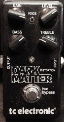 TC Electronics Dark Matter Pedal collection Germany Mad man