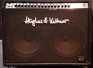 Hughes & Kettner Attax 200 Stereo Chorus Hybrid Rentals Music Equipment Munich Muenchen Germany