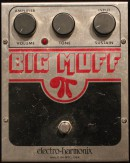 Electro Harmonix Big Muff Pi Rentag Tour Equipment Germany Munich
