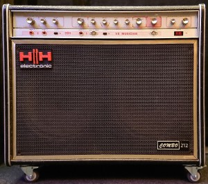 HH Electronic - VS Musician 1977 Cap Job Munich Bckline rental