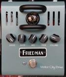 Friedman - Motor City Drive Rental Pedalboard Mieten