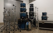 Pearl Eliminator Double Bass Drum Pedal Drum rental Backline Schlagzeug vermieten München Sonor Yamaha Pearl