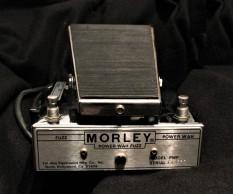Morley PWF Power Wah Fuzz Retnal Repair..