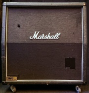 Marshall 1960A  Tour Rentals Equipment Munich