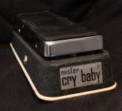 Jen MIster Cry Baby 1972 Vintage modded bypass rental munich vintage collection