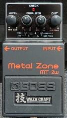 Boss MT-2w Metal Zone Waza Craft Gitarre MIeten munchen