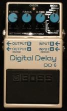 Boss DD-6 Digital Delay Backlien mieten verstärker mieten