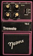 Nobels TR-X rental pedalboard mieten effekt Gitarre ausleihen Münchenedale