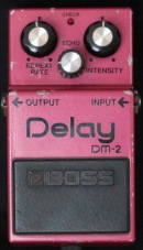 Boss DM-2 Analog Delay Munich Amp rentals