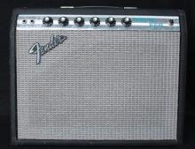 Fender Princeton Reverb Silverface 1974 Verleih München