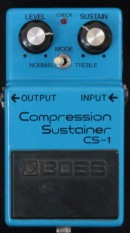 Boss CS-1 Compression Sustainer München