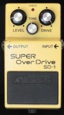 Boss SD-1 Super Overdrive Verleih München