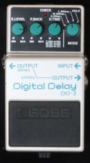 Boss DD-2 Digital Delay Verleih München