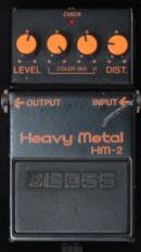 Boss HM-2 Heavy Metal Verleih München