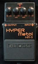 Boss HM-3 Hyper Metal