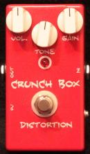 MI Audio Crunch Box Verstärker Verleih München
