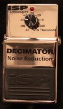 ISP Decimator - Noisegate Munich Amp Rentals