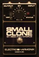 Electro Harmonix - Small Clone - Chorus Effektverleih