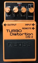 Boss DS-2 Turbo Distortion München Effekt Verleih