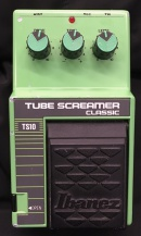 Ibanez TS-10 Tubescreamer münchen Effekt pedal Verleih