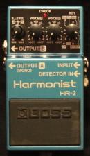 Boss HR-2 Harmonizer Munich amp rentals