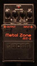 Boss MT-2 Metal Zone München Verstärker Verleih