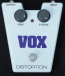 Vox 1901 Distortion - Guyatone PS-102 Zoom Box