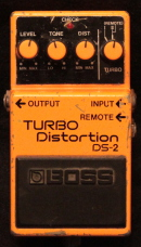 Turbo Distortion DS-2 Boss 1990