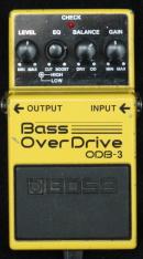 Boss ODB-3 Bass Overdrive München