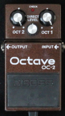 Boss OC-2 Octaver München Gitarrenequipment