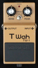 Boss TW-1 Touch Wah / Auto Wah 1982 München