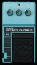 Ibanez SC10 Stereo Chorus München Effekpedal