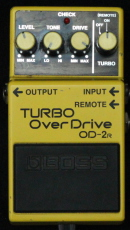 Boss OD-2r Turbo Overdrive München Effekte Gitarre