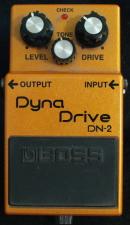 Boss discontinued DN-2 Dynadrive München Boss effekt