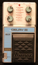 Ibanez DDL20 - Delay III München Backline Rental