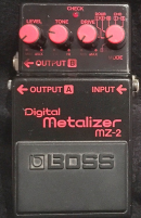 Boss MZ-2 Metalizer München