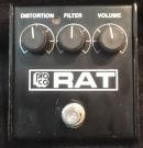 ProCo Rat München 1987 Guitar Rental