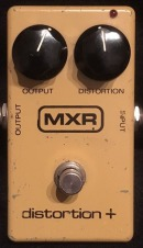 MXR Distortion + 1978 Vintage München