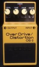 Gitarrenequipment Verleih OS-2 Boss
