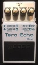 Tera Echo Boss Gitarre Verleih München