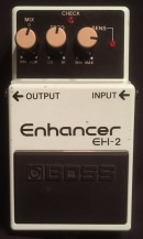 Boss EH-2 Enhancer Munich Rental Guitar