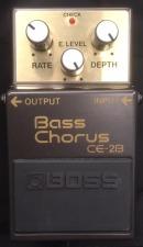 Boss Bass Chorus CE-2B München Gitarre