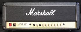 Marshall JCM 900 Dual Reverb Rental München EL34